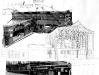 DIPLOM | Umnutzung einer Industriehalle zum Tagungshotel | Entwurfsskizzen