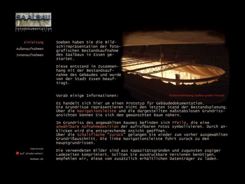 Markus ehrmann architekt saalbau essen - Architekt essen ...